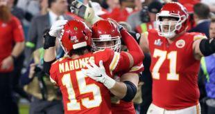 Kansas City Chiefs ganan el Super Bowl con el partido más latino de la historia 1