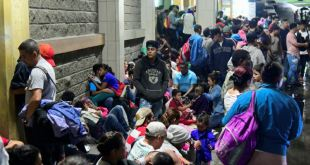 México asume que caravanas de migrantes no son movimientos espontáneos 9