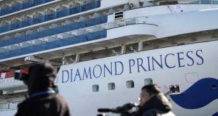 Mueren en Japón pasajeros de crucero infectados por virus 5
