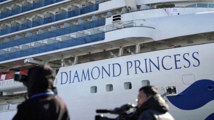 Mueren en Japón pasajeros de crucero infectados por virus 4