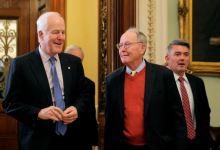 Photo of Senadores republicanos buscan absolver a Trump sin tolerar su conducta