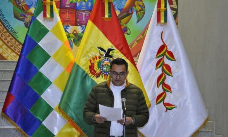 Boliviandos deben firmar una declaración jurada para regresar al país