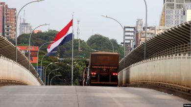 Photo of Paraguay se aisla, cerrando totalmente sus fronteras