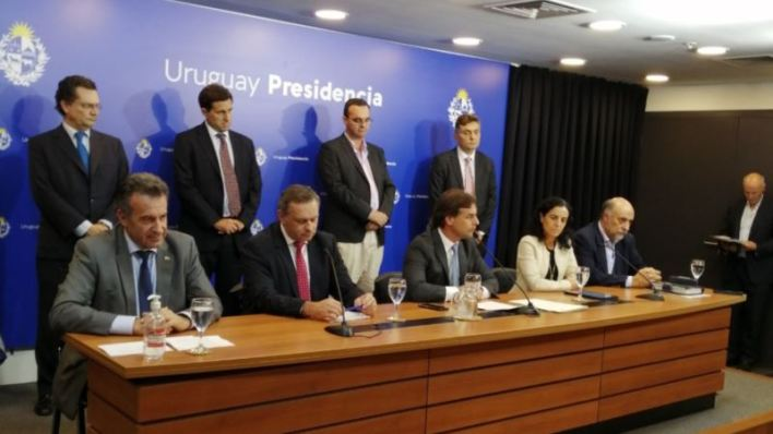 Uruguay inicia repatriación de sus ciudadanos, aceptará turistas de cruceros de EE.UU., Canadá y Europa 1
