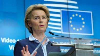 Líderes europeos se unen contra la COVID-19 3