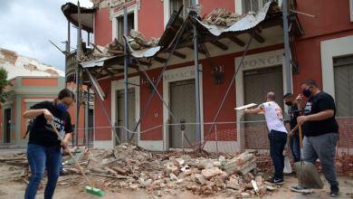 Sismo sacude el sur de Puerto Rico y deja algunos daños 6