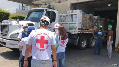 Venezuelan Red Cross