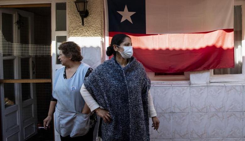 Chile: Número de fallecidos por coronavirus se incrementó más de 50% en una semana 1