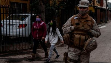 Chile: Sancionarán hasta con 5 años de cárcel a quienes no cumplan cuarentena 4