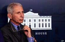 Doctor Anthony Fauci, director del Instituto Nacional de Alergias y Enfermedades Infecciosas de Estados Unidos. Foto de archivo.