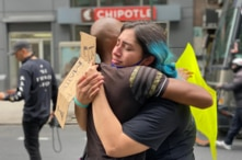 EE.UU.: aconsejan pruebas de COVID-19 a manifestantes por George Floyd 4