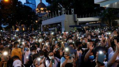 Más de 50 arrestados en aniversario de inicio de protestas en Hong Kong 4