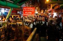 Protestas en Hong Kong cumplen un año en medio de futuro incierto 6