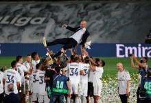 Real Madrid venció 2-1 al Villarreal y se coronó campeón de la liga española 5