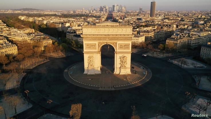 Con EE.UU. fuera de la lista segura de coronavirus de la UE, parisinos perderán un visitante popular 1