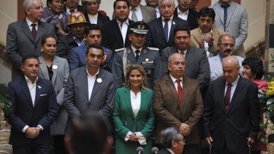 Más de la mitad de ministros de Bolivia contrajeron el coronavirus 2