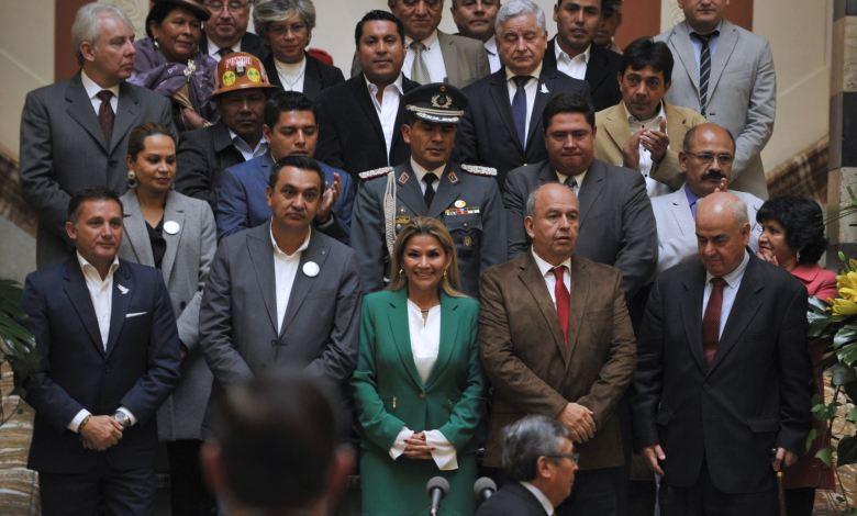 Más de la mitad de ministros de Bolivia contrajeron el coronavirus 1