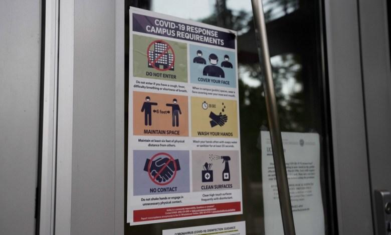 Universidades de California reabrirán sus puertas con varias restricciones 1