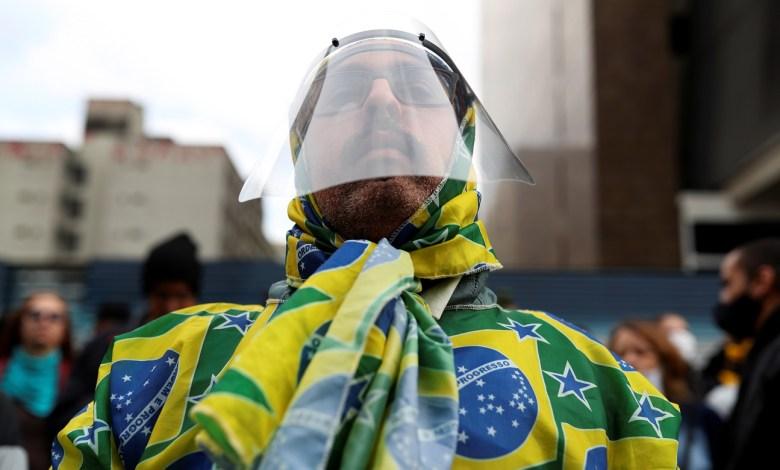 Brasil alcanza los 4 millones de contagiados por coronavirus 1