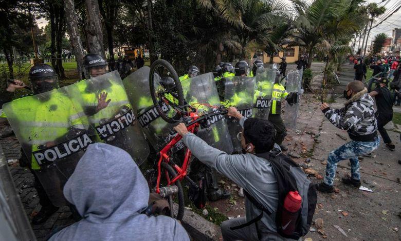 Colombia: Protestas contra abuso policial dejan al menos siete fallecidos 1