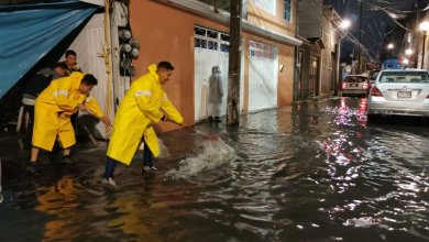 Intensas lluvias en la Ciudad de México generan graves inundaciones 2