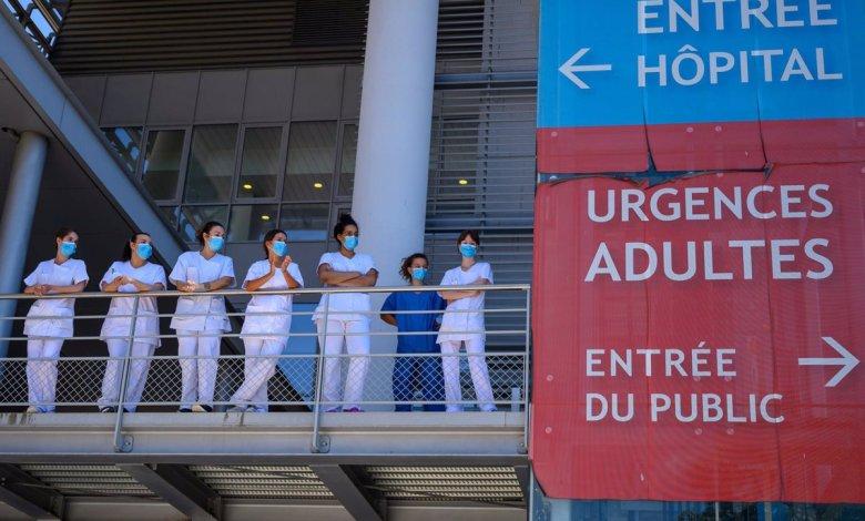Alerta en Francia tras registrar 30,000 casos de coronavirus en 24 horas 1