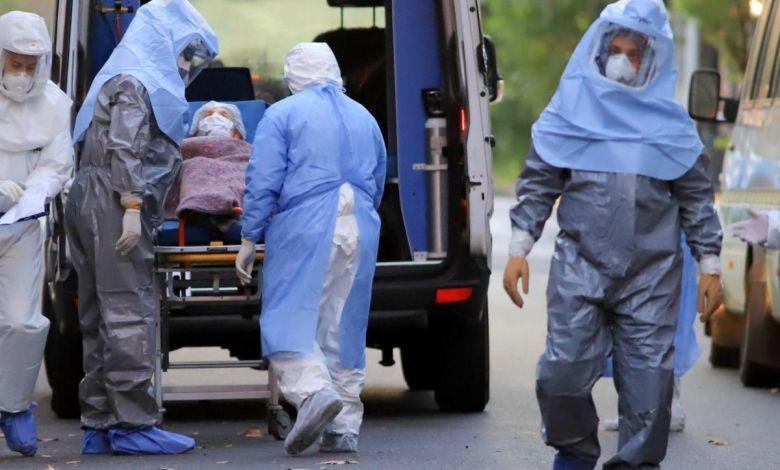 Argentina contabiliza más de 1 millón de contagiados de coronavirus 1