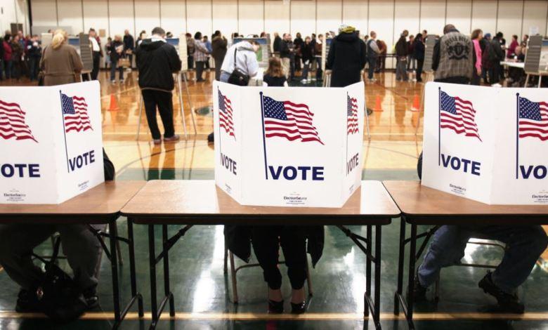 Estados Unidos registra récord de votos anticipados antes de las elecciones 1
