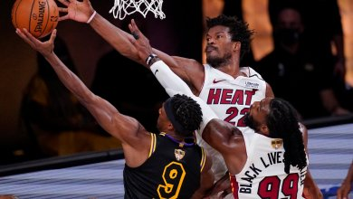 Finales NBA: Miami Heat se impone a Los Angeles Lakers y obligan a un sexto partido 3