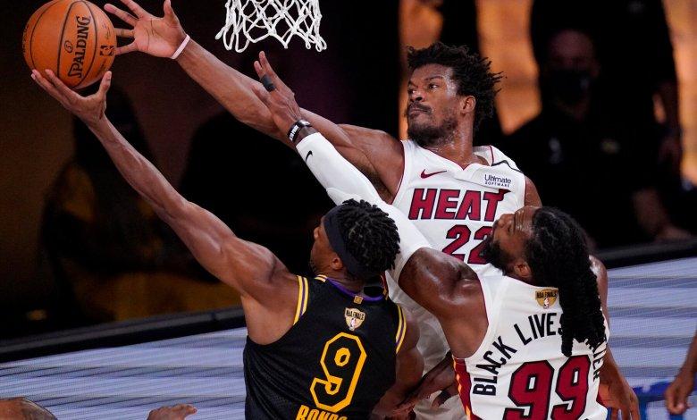 Finales NBA: Miami Heat se impone a Los Angeles Lakers y obligan a un sexto partido 1