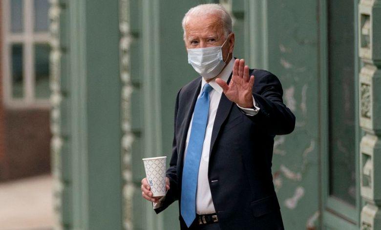 """Joe Biden deseó pronta recuperación a Donald Trump y asegura que está """"orando por su salud"""" 1"""