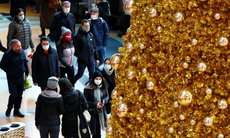 Berlín: Fiestas navideñas no podrán contar con más de cinco personas 1