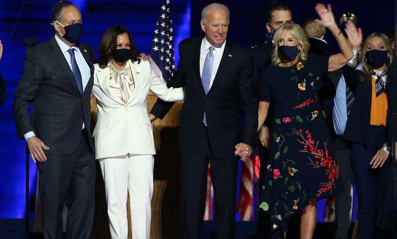 """Biden se compromete a ser el """"presidente de todos los estadounidenses"""" 1"""