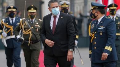 Crisis en Perú: Presidente interino renuncia en medio de masivas protestas 2