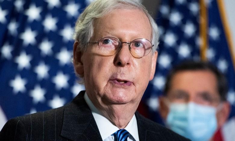 """Senador republicano de Kentucky afirma que en enero habrá un """"traspaso de poder ordenado"""" 1"""