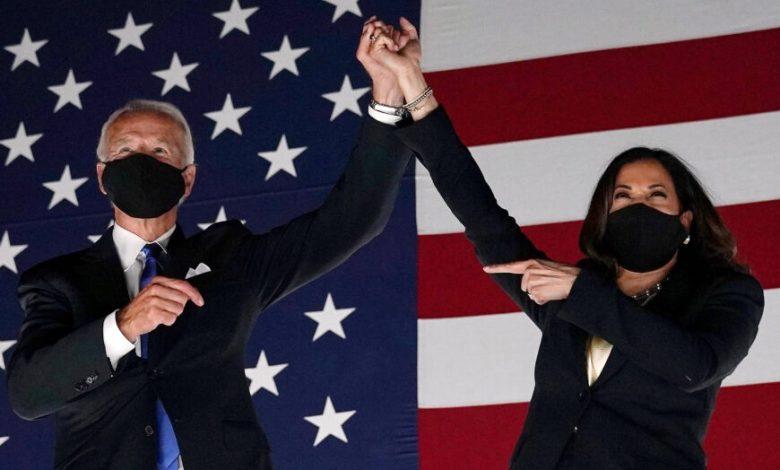 Joe Biden y Kamala Harris son elegidos Persona del Año 2020 por la revista Time 1