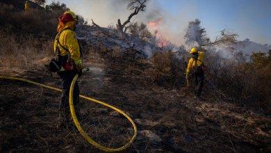 Los Ángeles: Incendio forestal afecta más de 3,000 hectáreas y obliga a evacuación masiva 2