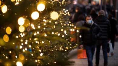 OMS recomienda utilizar mascarilla durante reuniones navideñas en Europa 5