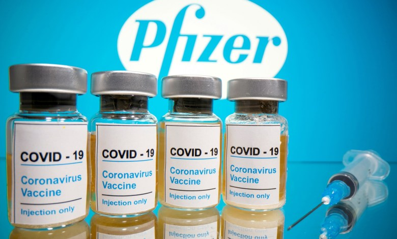 """Reino Unido: Vacunas de Pfizer/BioNTech llegarán en cuestión de """"horas"""" 1"""
