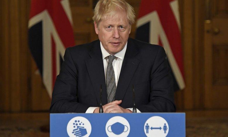 Boris Johnson decreta confinamiento total en Inglaterra ante avance de nueva cepa 1