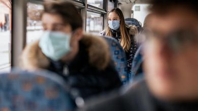CDC: Uso de mascarilla en transporte público será obligatorio desde el lunes 2