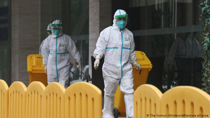 China: Misión de la OMS visita mercado en el que se produjo primer brote del coronavirus 1