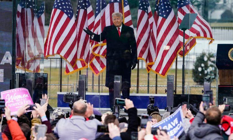 Demócratas inician proceso de 'impeachment' contra Donald Trump 1
