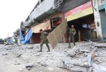 Terremoto de 7 grados sacude el sur de Filipinas 11