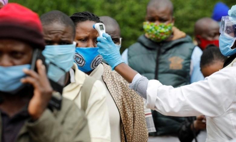 África: Fallecimientos por coronavirus aumentaron 40% en solo un mes 1
