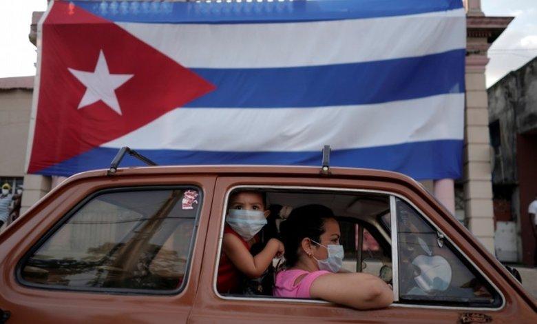 Cuba impone toque de queda en La Habana tras repunte de covid-19 1