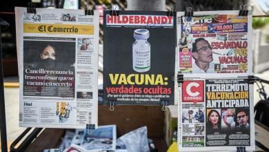 """""""Vacunagate"""": Cerca de 500 funcionarios peruanos fueron vacunados en secreto 2"""