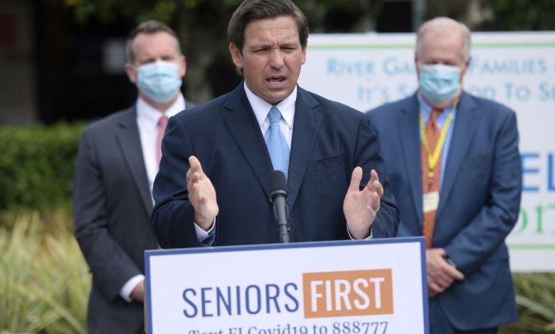 Florida habilita vacunación para mayores de 18 años a partir de abril 1