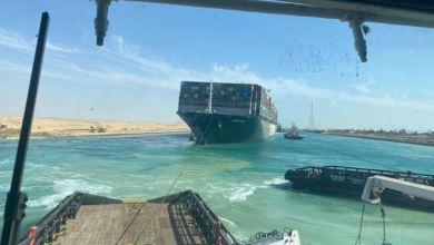 Liberan por completo el Canal de Suez tras reflotar gigantesco buque Ever Given 3