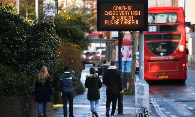 Londres registró su primer día sin fallecidos por covid-19 en 6 meses 1